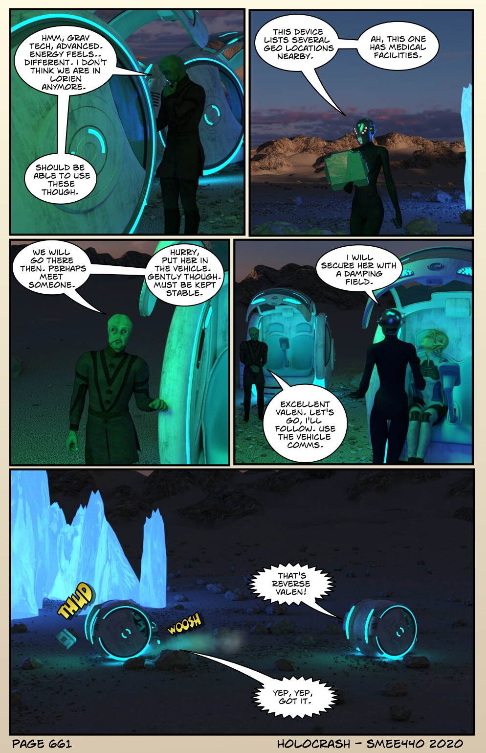 Holocrash - Chapter 14 - Page 0661
